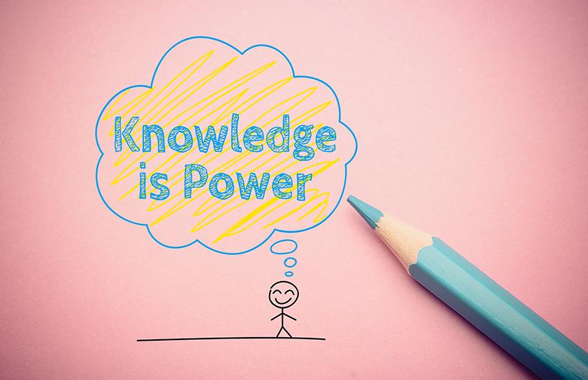 Knowledge is Power ဆိုတာ ဟုတ်ပါ့မလား