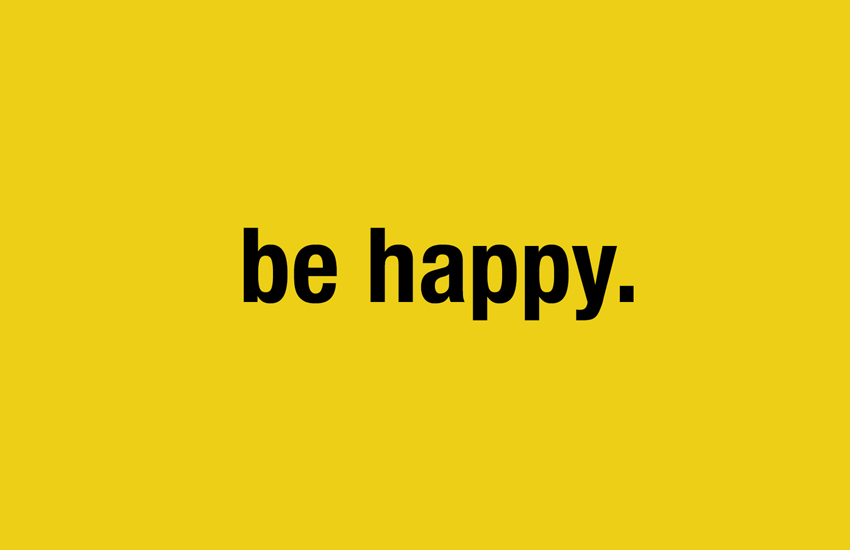 ရရှိသော ဘဝ၌ ပျော်ပျော်နေပါ